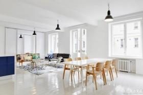 公寓装修北欧风格家具图片