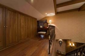 古典风格复式楼室内设计