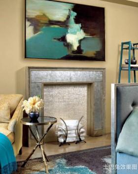 混搭风格室内装修设计图片