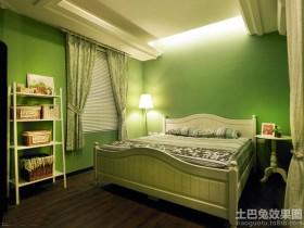 混搭风格二居室卧室效果图欣赏