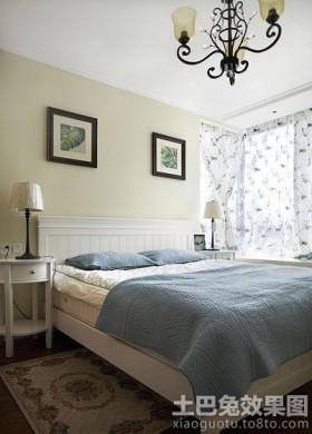 简约家居卧室装修效果图大全