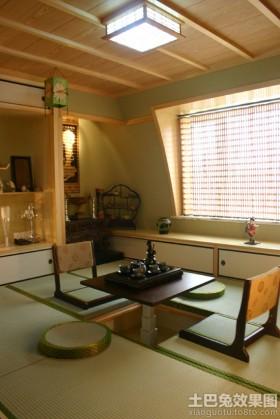 日式榻榻米设计图