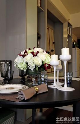 美式装修风格二居室家居装饰图片