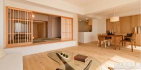 日式风格家具效果图