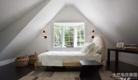阁楼小卧室装修效果图片大全