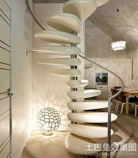 简约时尚楼梯间设计