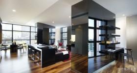 现代风格公寓式住宅设计