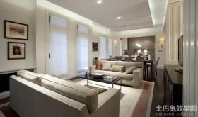 公寓式住宅室内设计效果图