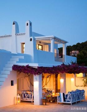 地中海风格别墅外观设计