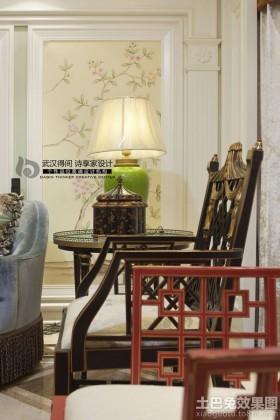 混搭装修风格室内家具图片