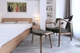 日式风格卧室装修效果图片