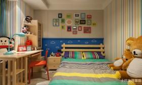 混搭风格儿童房装修