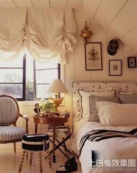小阁楼卧室装修效果图