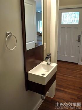 小型卫生间洗手盆图片大全
