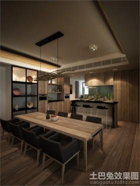 现代风格60平米两室一厅装修效果图