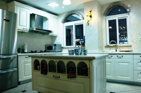 一体式家用厨房装修