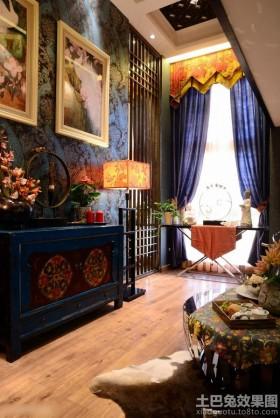 田园风格别墅室内装修设计