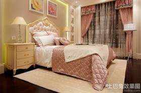 新古典卧室装修图片