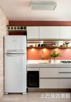 混搭风格装修厨房设备装修效果图