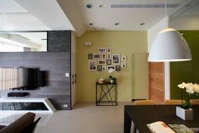 简约时尚家装三室两厅装修效果图