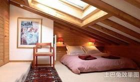 小户型卧室阁楼