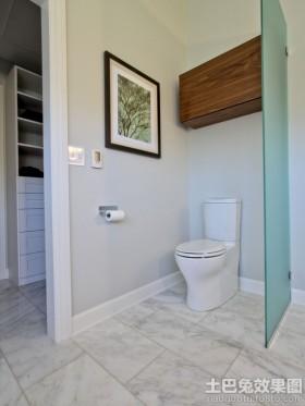 卫生间浴室玻璃隔断图片