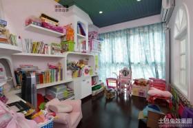 混搭风格儿童房间布置效果图
