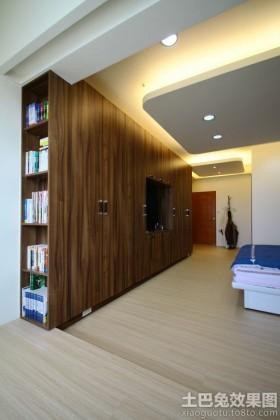 卧室壁柜装修效果图 第2页 九正家居装修效果图
