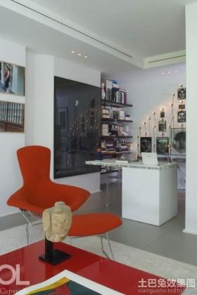 北欧风格书房装修