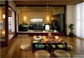 日式风格起居室设计