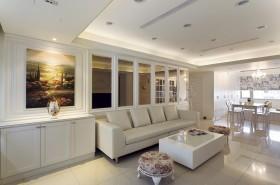 简约客厅装饰图片欣赏