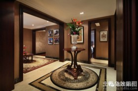 美式风格室内设计效果图片