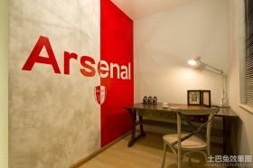 室内装修创意墙绘效果图