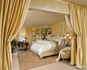 低调奢华装修卧室图片