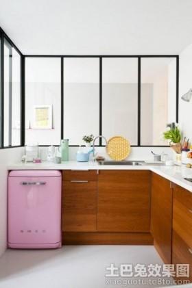 混搭风格厨房装修效果图大全