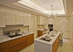 宜家风格整体厨房装修效果图