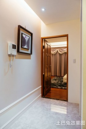 两室两厅新房装修效果图