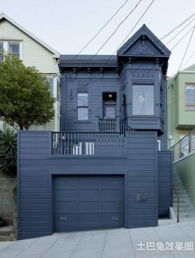 小别墅外观装修效果图片