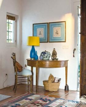 混搭创意风格家具摆放图片