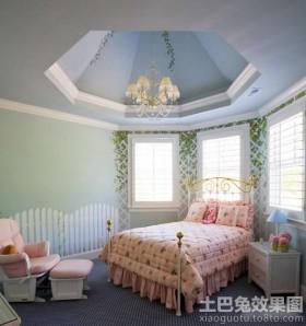 儿童房装修效果图大全2015图片_儿童房装修设计图欣赏