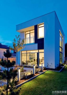 现代私人豪宅设计图
