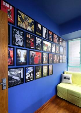 现代家居装修照片墙图片