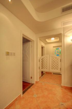 室内玄关过道装修效果图片