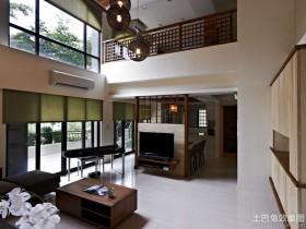日式风格别墅装修效果图