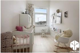 8平米婴儿童房装修效果图