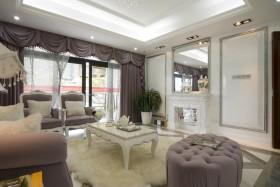 欧式客厅茶几装饰羊毛地毯图片