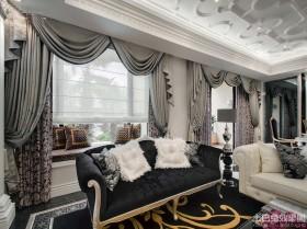 新古典风格豪华室内装修效果图