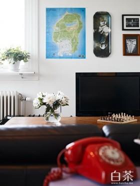 混搭家居墙面装饰画图片