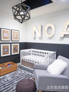 2014儿童房间设计效果图