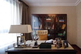 书房书桌装饰效果图大全